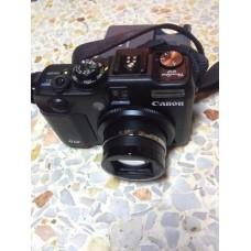 ขายกล้องดิจิตอลยี่ห้อ Canon รุ่นG 12 สภาพสวยพร้อมเครื่องชาร์ท